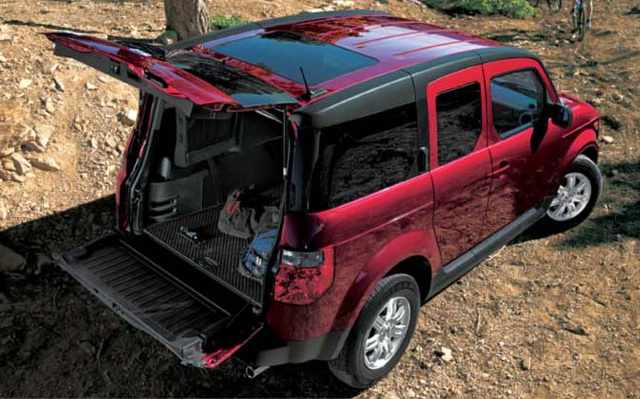 2008 Honda Element, The 08 Honda Element, exterior, manufacturer, gallery_worthy