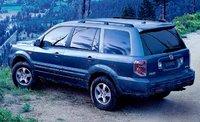 2008 Honda Pilot, exterior, manufacturer