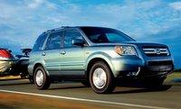 2008 Honda Pilot, The 08 Honda Pilot, exterior, manufacturer