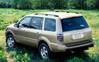The 2008 Honda Pilot, exterior, manufacturer, gallery_worthy