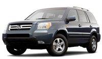 2008 Honda Pilot, 08 Honda Pilot, exterior, manufacturer