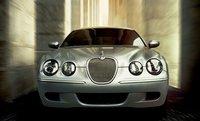 2008 Jaguar S-TYPE, front view, exterior, manufacturer