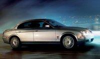 2007 Jaguar S-TYPE, side view, exterior, manufacturer