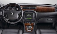 2008 Jaguar S-TYPE, dashboard, interior, manufacturer