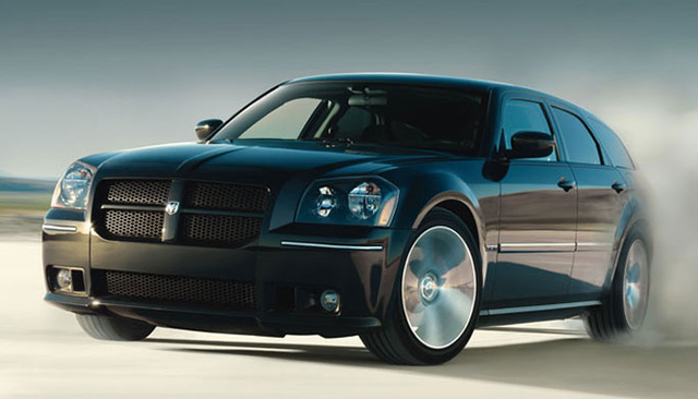 2007 Dodge Magnum SRT-8, exterior, manufacturer, gallery_worthy