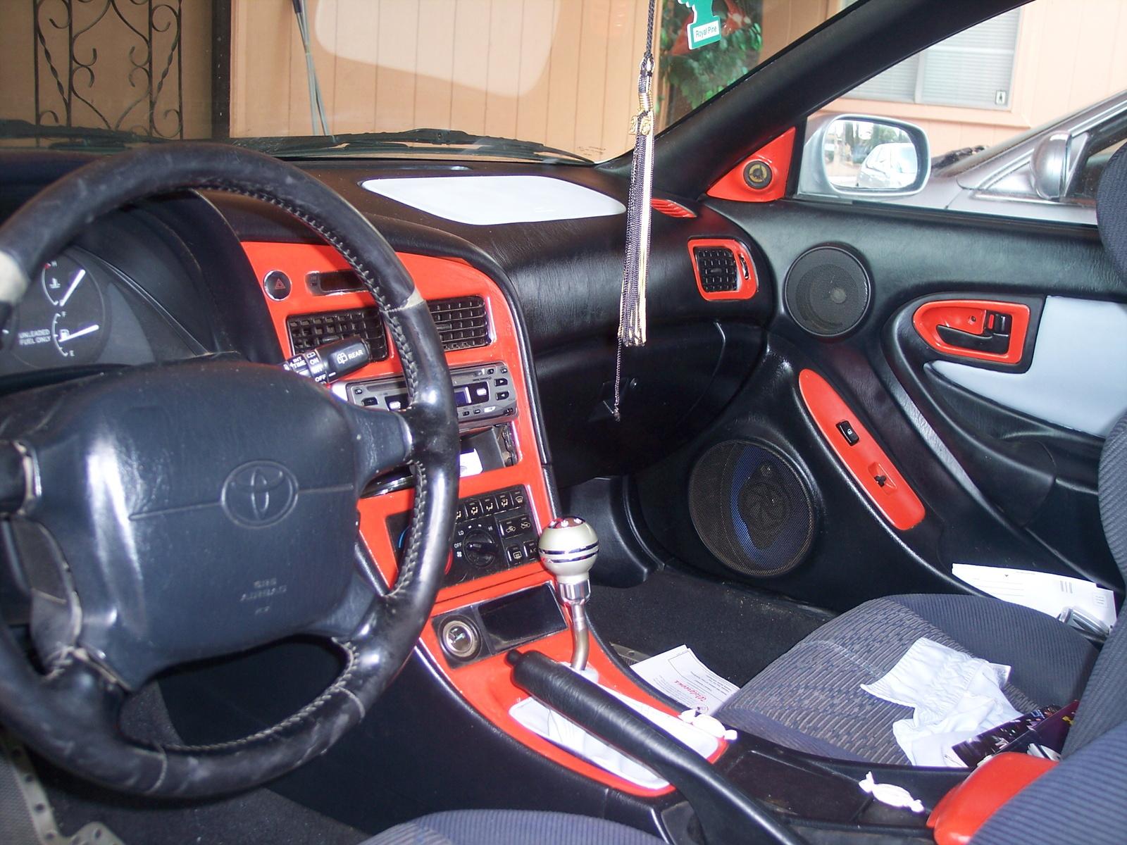 Toyota Celica Dr Gt Hatchback Pic