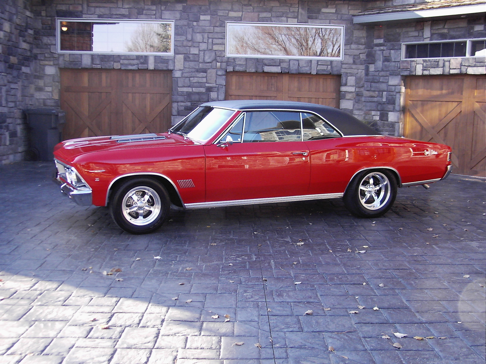 1966 Chevrolet Chevelle Overview Cargurus Chevy Ss 396
