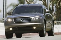 2008 Infiniti FX35 Overview