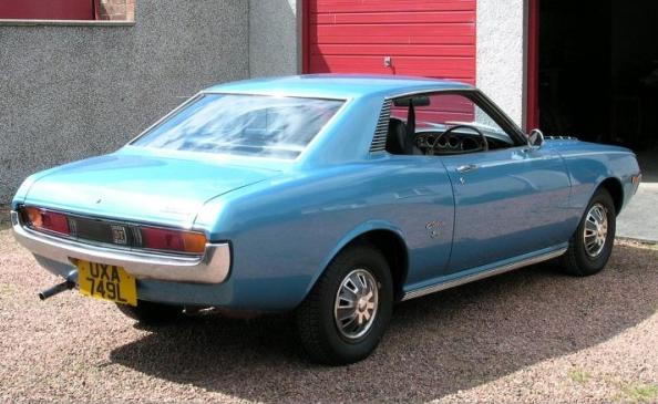 1972 Toyota Celica Pictures Cargurus