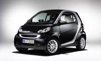 2008 smart fortwo, Front-quarter view, manufacturer, exterior