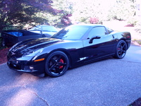 2008 Chevrolet Corvette, 05 vette triple threat bad ass car, exterior
