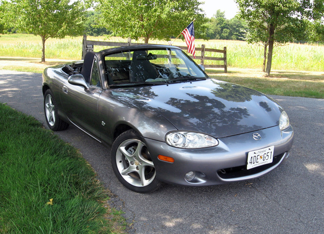 Picture of 2003 Mazda MX-5 Miata Shinsen