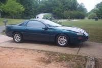 1999 Chevrolet Camaro Picture Gallery
