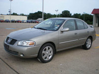 2005 Nissan Sentra 1.8 S, Driver side 2005 Sentra Special with 'Radium' silver metal-flake paint, exterior