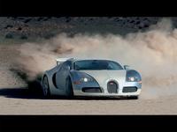 2006 Bugatti Veyron 16.4, Front-quarter view, exterior