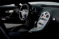 2006 Bugatti Veyron 16.4, Dashboard & center console, manufacturer, interior