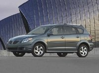 2007 Pontiac Vibe Overview