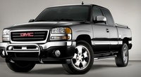 2007 GMC Sierra Classic 1500, Front Left Side View
