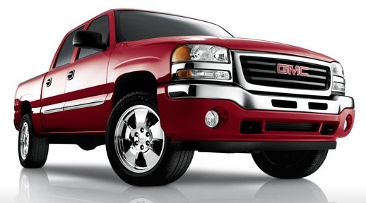 2007 GMC Sierra Classic 1500, Front Right Side Quarter View, gallery_worthy