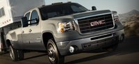 2008 GMC Sierra 3500HD, Front Right Side View, gallery_worthy