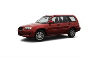 2007 Subaru Forester Overview