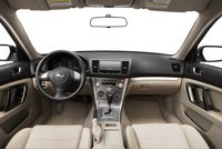2008 Subaru Outback, front seat, interior, manufacturer, gallery_worthy