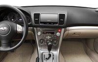2008 Subaru Outback, dashboard, interior, manufacturer