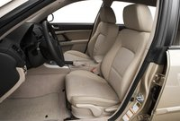 2008 Subaru Outback, seating, interior, manufacturer