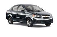 2007 Chevrolet Aveo, 2008 Chevy Aveo