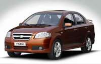 2008 Chevrolet Aveo, The 08 Chevy Aveo