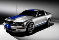 2008 Ford Shelby GT500, The 08 Ford Shelby GT500
