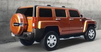 2008 Hummer H3, Right Side View