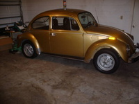 1974 Volkswagen Beetle, 1974  Standard Beetle I bought about 4 years ago... Recently moved out of the garage and into a repair shop..