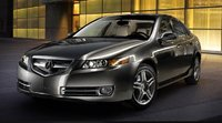 2008 Acura TL, Front Left Side View, gallery_worthy