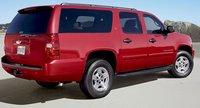 2007 Chevrolet Suburban, 07 Chevy Suburban, exterior, manufacturer