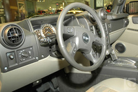 2005 Hummer H2, Drivers Dash, interior