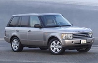 2005 Land Rover Range Rover, Right side View, exterior