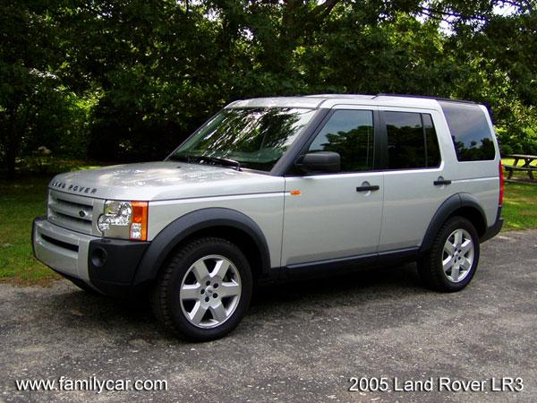 Land Rover : LR3 WE FINANCE!