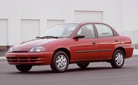 2001 Chevrolet Metro Picture Gallery