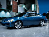 2007 Honda Accord Coupe Overview