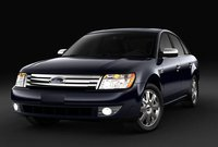 2008 Ford Taurus, exterior, manufacturer