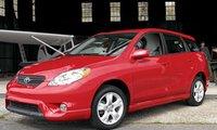 2007 Toyota Matrix, exterior, manufacturer