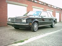 1985 Pontiac 6000, yes, I know the title is wrong, not the picture! I owned a Phoenix!