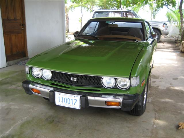 1976 Toyota Celica GT Liftback related infomation,specifications