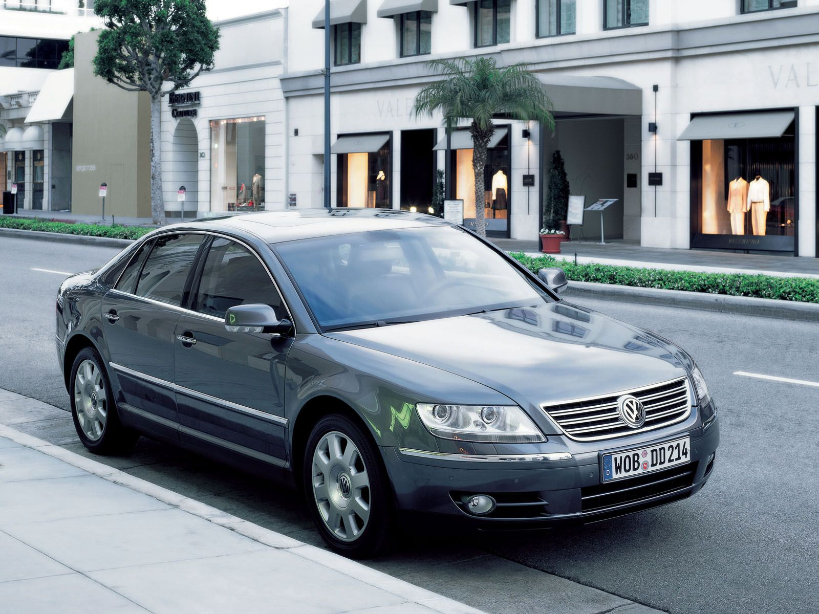 2006 volkswagen phaeton other pictures cargurus. Black Bedroom Furniture Sets. Home Design Ideas