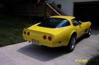 1980 Chevrolet Corvette, 1979 Rear view, gallery_worthy