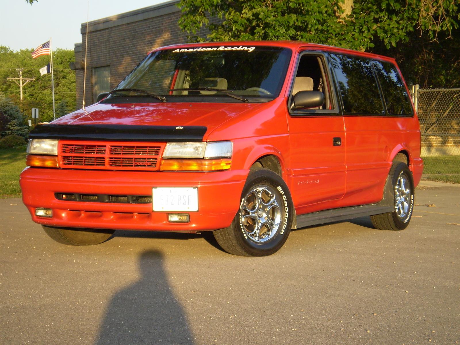 Excellent Dodge Caravan PU Rq