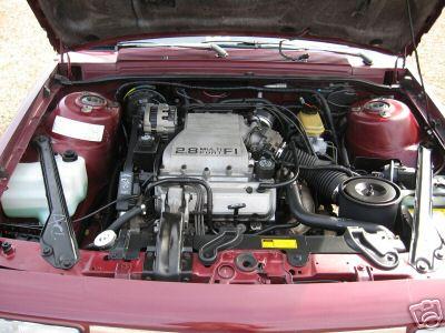 1990 Chevrolet Celebrity 4 Dr Eurosport Wagon, 1989 Celebrity 2.8L