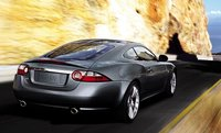 2007 Jaguar XK-Series, The 2007 Jaguar XK, exterior, manufacturer
