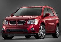 2008 Pontiac Torrent Overview